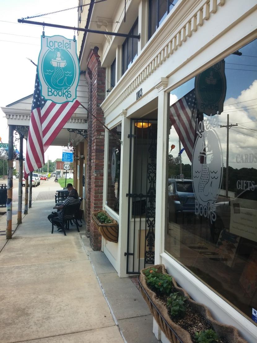 Lorelei Books- Vicksburg, MississipiUSA
