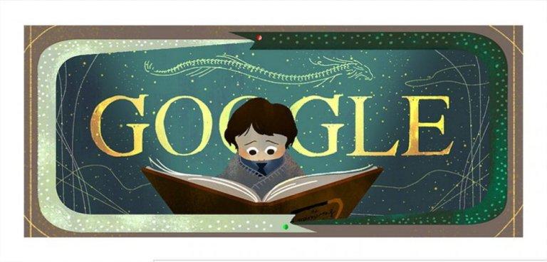 Google valentina palermo la storia infinita doodle sonecka soneckablog lettura lettrici lettori bookblog
